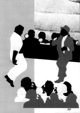 Illustratie voor Altijd Carnaval