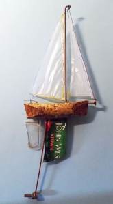 mini-sailboat, version 4