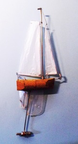mini-sailboat, version 5