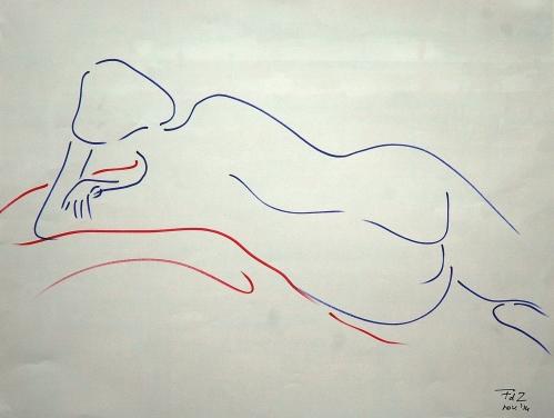 vrouw2,liggend,FdeZanger