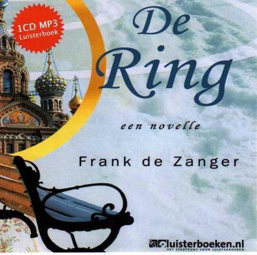 omslag luisterboek DE RING,FdeZanger,Tournesol
