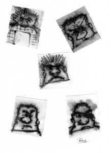 afbeelding Boris,luchtruim