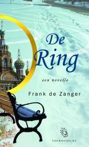 omslag roman 'DE RING' van Frank de Zanger