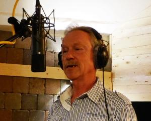 Frank de Zanger in Studio A60
