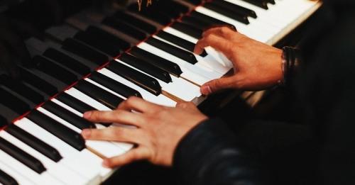 Pianocompositie 'Opmaat'/ 'Prelude' van Frank de Zanger